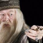 Gandal ehm Dumbledore that casts a spell